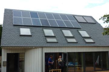 Okna dachowe w domu pasywnym