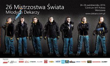 26. Mistrzostwa Świata Młodych Dekarzy