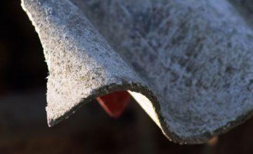 Eternit z azbestu
