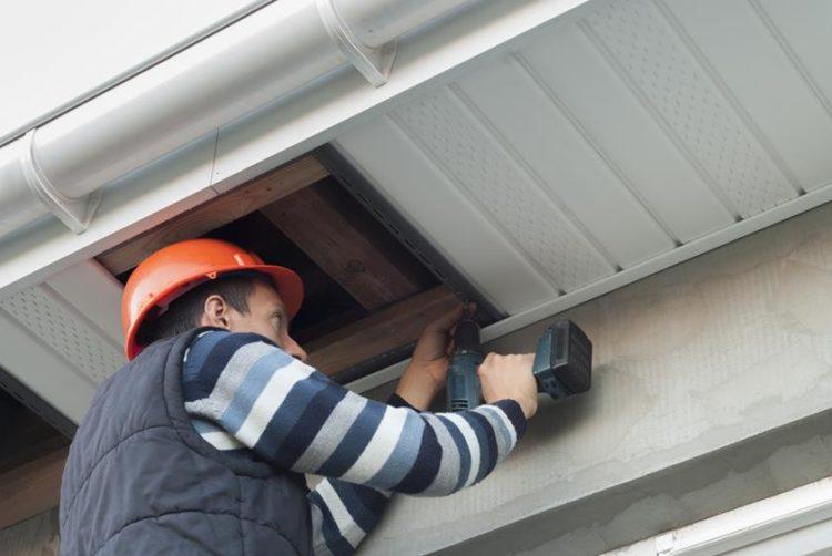 Podbitki dachowe w nowoczesnej aranżacji