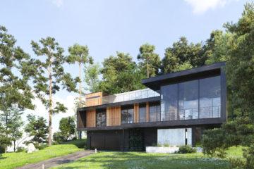 Płaski dach – powrót trendu w budownictwie